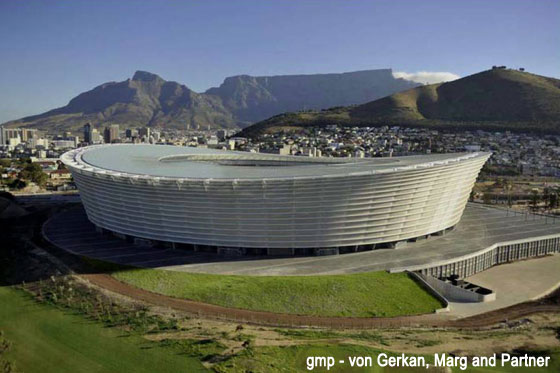 Green Point Stadion, Cape Town